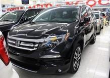 Bán Honda Pilot năm sản xuất 2015, màu đen, nhập khẩu