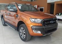 Bán xe Ford Ranger Wildtrak 3.2 2017, nhập khẩu nguyên chiếc hỗ trợ trả góp giao xe toàn quốc