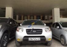 Cần bán xe Hyundai Santa Fe MLX đời 2009, màu bạc, nhập khẩu nguyên chiếc, giá tốt