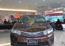 """Toyota Corolla Altis 1.8 AT 2017 """" Giảm mạnh"""" Cùng nhiều quà tặng hấp dẫn khác"""