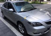 Bán Mazda 3 AT sản xuất 2005, màu bạc, xe nhập ít sử dụng