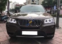 Cần bán BMW X3 xDrive28i đời 2013, màu nâu, nhập khẩu nguyên chiếc chính chủ