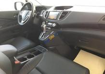 Bán Honda CR V 2.4AT đời 2017, màu nâu
