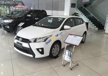 Toyota Long Biên: Bán xe Toyota Yaris 1.5E đời 2018, nhập khẩu chính hãng - LH 097.141.3456