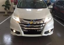 Bán Honda Odyssey sản xuất năm 2017, màu trắng, nhập khẩu nguyên chiếc