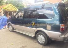 Cần bán xe cũ Toyota Zace GL đời 2002, màu xanh lam