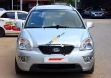 Cần bán Kia Carens SX 2.0AT đời 2011, màu bạc giá cạnh tranh