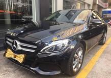 Cần bán gấp Mercedes C200 đời 2016, màu đen