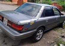 Cần bán gấp Toyota Camry DX sản xuất 1990, màu xám, xe nhập