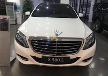 Cần bán xe Mercedes S500 năm 2017, màu trắng