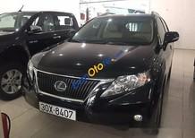 Cần bán Lexus RX350 đời 2010, màu đen, nhập khẩu nguyên chiếc đã đi 58000 km