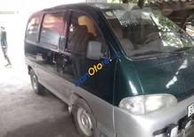 Bán Daihatsu Citivan đời 2001, màu xanh, đang chạy tốt, tiết kiệm xăng, chỉ loanh quanh 7-8 lít gì đấy