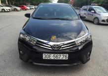 Bán Toyota Corolla altis 1.8G AT đời 2016, màu đen số tự động