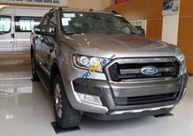 Giá Ford Ranger XLS 4x2 AT 2018, KM lớn, giảm giá sốc, tặng nắp thùng, BHTV, Tell: 0919.263.586