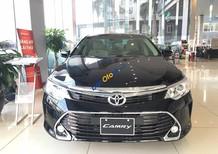 Bán Toyota Camry 2.0E đời 2018, khuyến mãi trực tiếp tiền mặt hoặc gói phụ kiện bảo hiểm, tra góp 80%