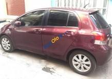 Cần bán gấp Toyota Yaris đời 2008, màu đỏ, xe nhập