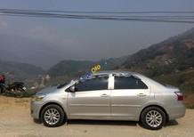 Bán Toyota Vios E đời 2010, màu bạc còn mới, giá chỉ 320 triệu