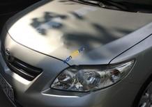 Bán Toyota Corolla Altis 1.8AT đời 2009, màu bạc số tự động, giá tốt