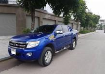 Chính chủ bán Ford Ranger XLT 4x4MT đời 2014, màu xanh lam, nhập khẩu