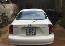 Bán xe Daewoo Lanos SX đời 2005, màu trắng chính chủ