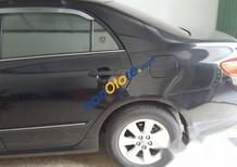 Bán Toyota Corolla altis đời 2010, màu đen, xe chưa đâm va, ngập nước