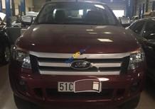 Cần bán xe Ford Ranger XLS 4x2AT sản xuất 2014, màu đỏ, nhập khẩu số tự động giá cạnh tranh
