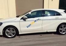 Cần bán Mercedes A200 đời 2014, màu trắng, nhập khẩu