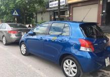 Cần bán lại xe Toyota Yaris đời 2010, màu xanh lam chính chủ
