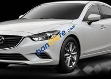 Chính chủ bán xe Mazda 6 2.0 đời 2016, màu trắng, 820tr