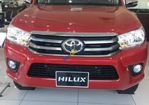 Toyota Hải Dương bán Hilux 2.4E 4x2 MT nhập khẩu, hỗ trợ trả góp 80%, đủ màu - LH: 096.131.4444 Ms. Hoa