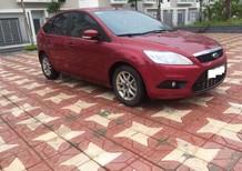 Hoanglongauto cần bán xe Ford Focus 1.8 AT 2009, màu đỏ, hatchback 5 cửa