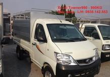 Cần bán xe tải nhỏ máy xăng 990KG. Bán xe trả góp Thaco Towner 990