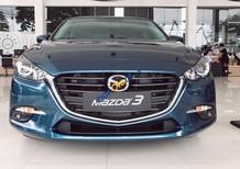 [ Mazda Hải Phòng ] Bán xe Mazda 3 1.5 Hatchback 5 cửa phiên bản mới 2017, giá chỉ 705 triệu, LH 0904138869