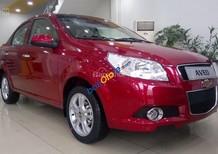 Bán xe Chevrolet Aveo LT năm 2017, màu đỏ, hỗ trợ vay ngân hàng 80%. Gọi Ms. Lam 00939 19 37 18