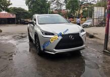 Cần bán xe Lexus NX 200t Fsport đời 2017, màu trắng, nhập khẩu