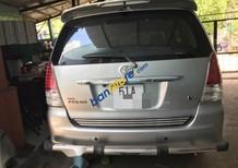 Cần bán Toyota Innova V sản xuất 2009, màu bạc xe gia đình, 495tr