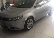 Cần bán xe Kia Forte SX sản xuất 2010, màu bạc, xe 1 chủ đập thùng, màu bạc, số tự động