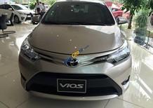 Bán Toyota Vios 1.5E MT đời 2018, tặng gói phụ kiện đầu DVD và camera báo lùi hoặc bảo hiểm thân vỏ
