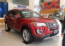 Báo giá Ford Explorer Limited 2018, tặng bậc điện, giao ngay, trả góp 90%, LS thấp, Tell: 0919.263.586