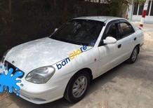 Bán xe Daewoo Nubira sản xuất 2003, màu trắng, xe mới đi 12000 km