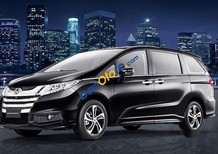 Bán xe Honda Odyssey CVT năm sản xuất 2017, màu đen
