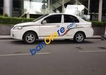 Cần bán lại xe Daewoo Gentra năm 2007, màu trắng, 235 triệu