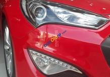 Bán Hyundai Genesis đời 2012, màu đỏ, nhập khẩu như mới, giá tốt