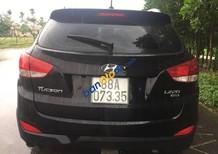 Bán xe cũ Hyundai Tucson LX20 đời 2010, màu đen