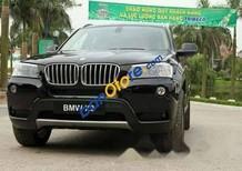 Bán xe cũ BMW X3 đời 2005, màu đen, xe nhập, giá 420tr