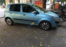 Cần bán xe Hyundai Getz năm 2008 màu xanh lam, 198 triệu nhập khẩu nguyên chiếc