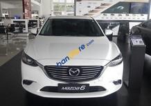 Bán xe Mazda 6 đời 2017, màu trắng, giá chỉ 866 triệu