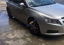 Bán Chevrolet Cruze LS 1.6MT sản xuất 2010, màu bạc, xe đẹp căng, keo chỉ zin 100%
