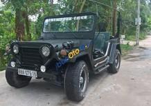 Chính chủ bán Jeep A2 đời 1975, nhập khẩu nguyên chiếc