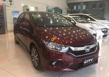 Bán Honda City 1.5 CVT , đủ màu, khuyến mãi tốt, giao xe ngay, trả góp, giá từ 558tr- LH 0935588699